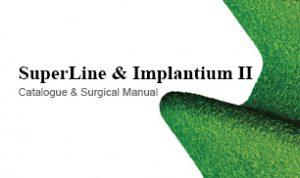 SuperLine Implantium Catalogue Thumbnail