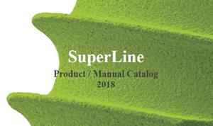 Superline 2018 Catalog
